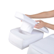 ANS Salon Furniture Facial Beauty Chair, 3 Motor, White, Removable Pillow