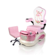 ANS Kids Pedicure Spa, Pink Pixie, Full View