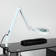 J&A Manicure Table LED Magnifying Lamp