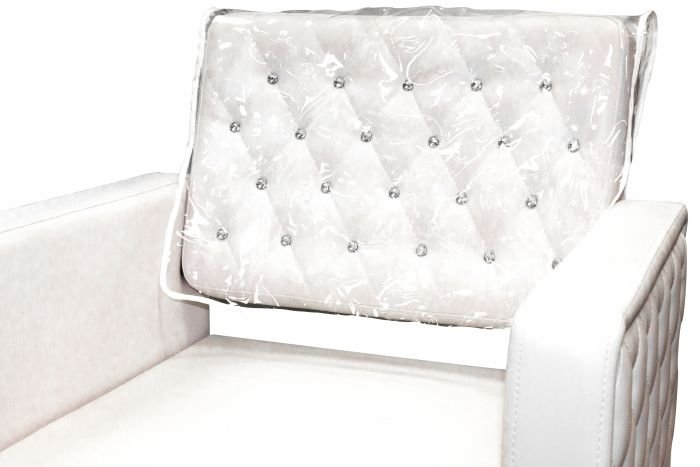 Protective Backrest Cover Fab Styling Chair
