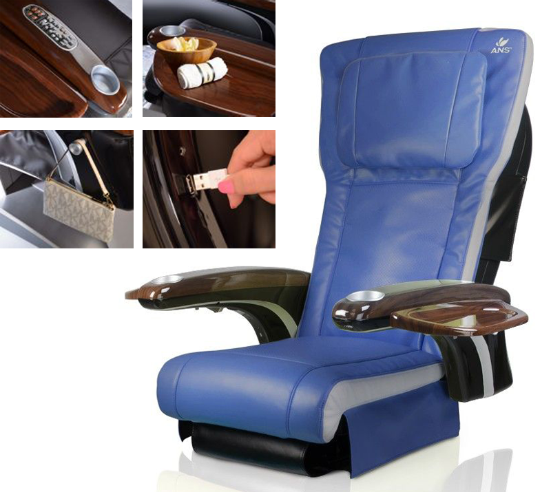 ANS P20 Massage Chair for Pedicures