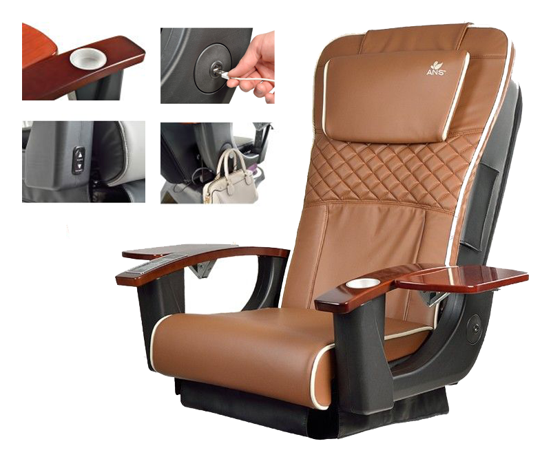ANS 18 Massage Chair for Pedicures