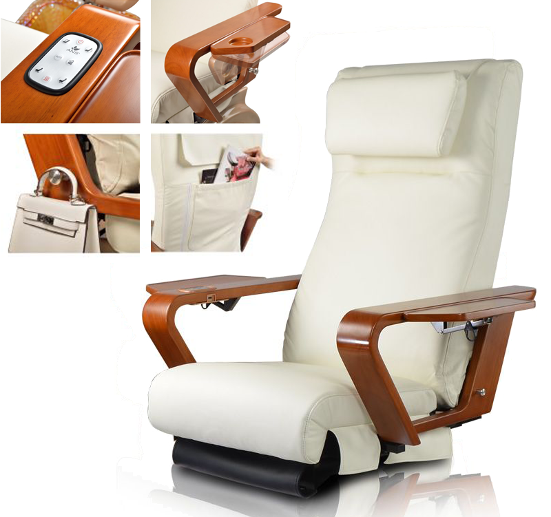 ANS 21 Massage Chair for Pedicures
