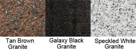 Granit Color Options