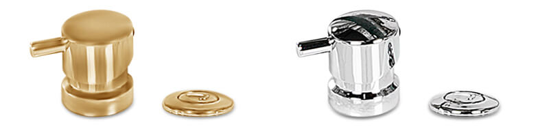 Faucet upgrade to Gold