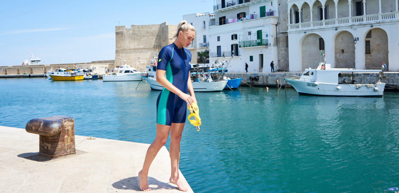37ff896e130bcf EcoStinger® Full Body Swimsuit Stinger Suit Dive Skin UV Protective ...