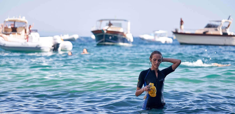 ecostinger full body swimsuit stinger suit dive skin chlorine resistant