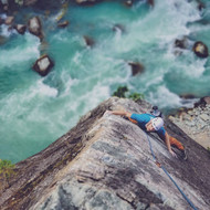 Mental Resiliency and Power Words for Rock Climbing