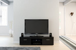 Edgeware Black TV Unit