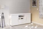 Edgeware White 2+2 Sideboard