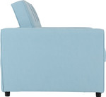 Astoria Light Blue Sofa Bed