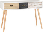 Nordic 3 Drawer Occasional Table