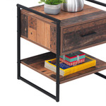 Abbey 1 Drawer Nightstand