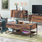 Abbey Coffee Table with 3 Drawers