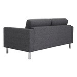 Cleveland Charcoal 2 Seater Sofa