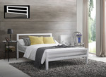 City Block Bed White