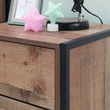 Stretton Nightstand with 2 Drawers