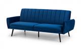 Afina Velvet Sofa Bed