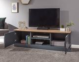 Kendal Slate Blue Large TV Unit