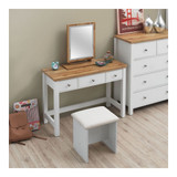 Astbury Dressing Table with 3 Drawers
