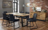 Brooklyn Dining Set with 6 Soho Brooklyn Dining Set with 6 Soho Chairs