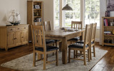 Astoria Extending Dining Set with 6 Chairs