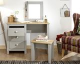 Lancaster Grey Dressing Table Set