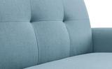 Monza Blue Armchair