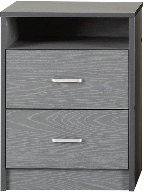 Felix 2 Drawer Bedside Chest