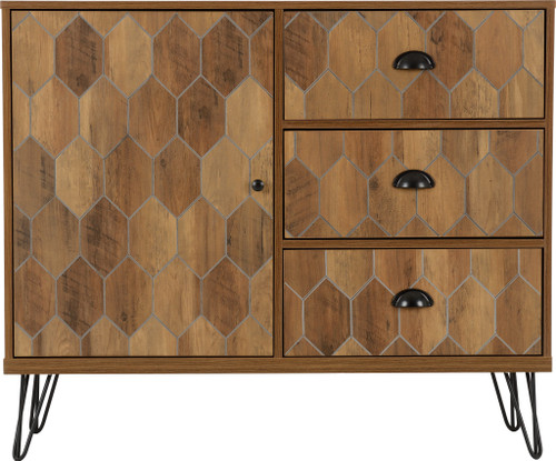Ottawa 1 Door 3 Drawer Sideboard