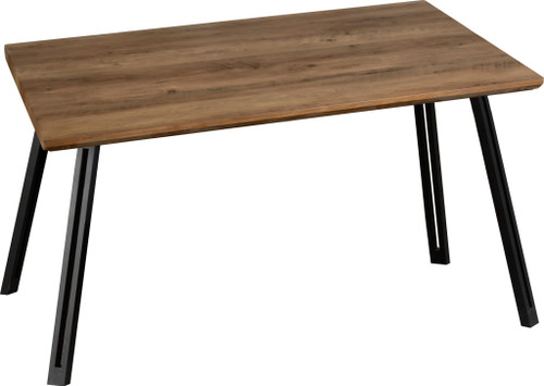 Quebec Straight Edge Dining Table