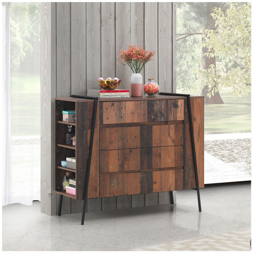 Abbey 4 Drawer Chest
