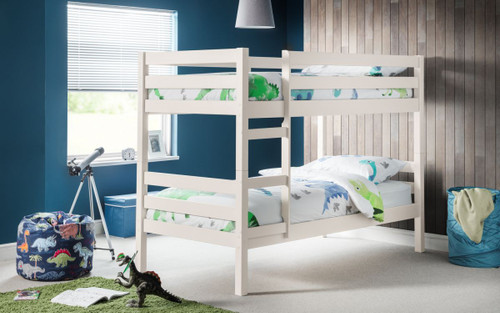 Camden Bunk Bed in White