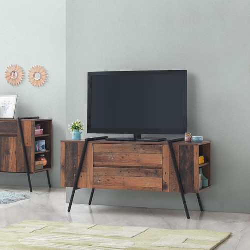 Abbey TV Cabinet with 2 Drawers