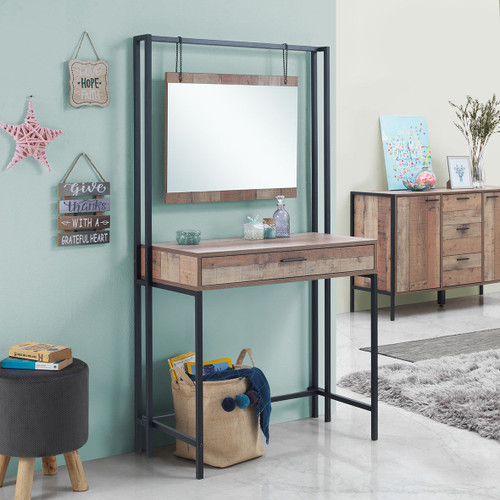 Stretton Dressing Table with Mirror