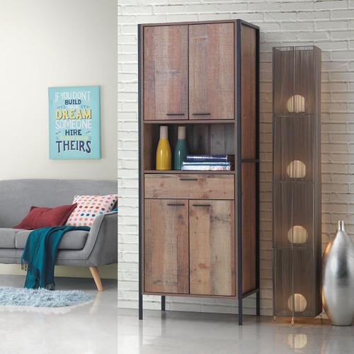 Stretton Tall Storage Cabinet