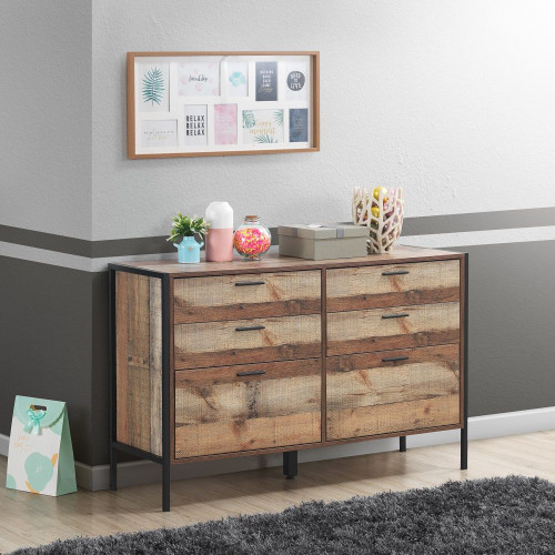 Stretton 6 Drawer Chest