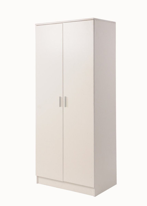 Rio White Costa 2 Door Wardrobe