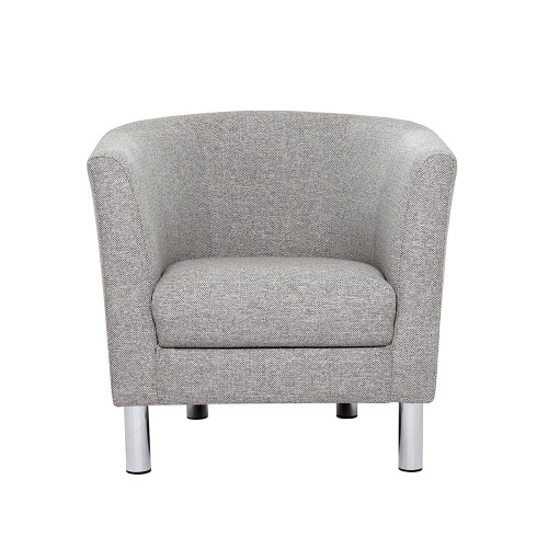 Cleveland Light Grey Armchair