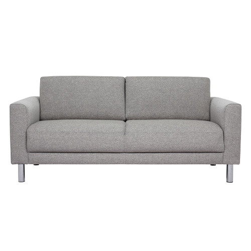 Cleveland Light Grey 2 Seater Sofa
