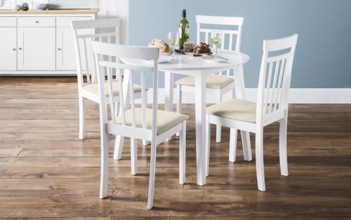 Coast Dining Set in white
