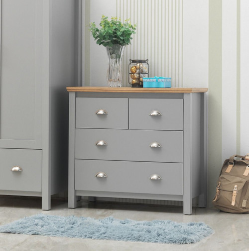 Eaton 2+2 Drawer Chest