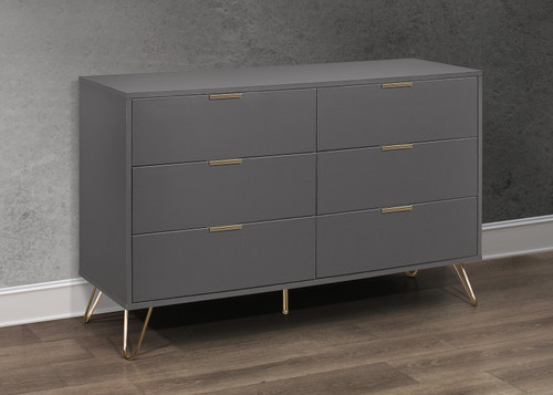 Arlo 6 Drawer Chest