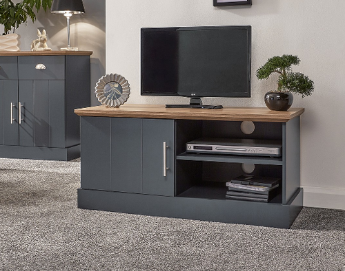 Kendal Slate Blue Small TV Unit