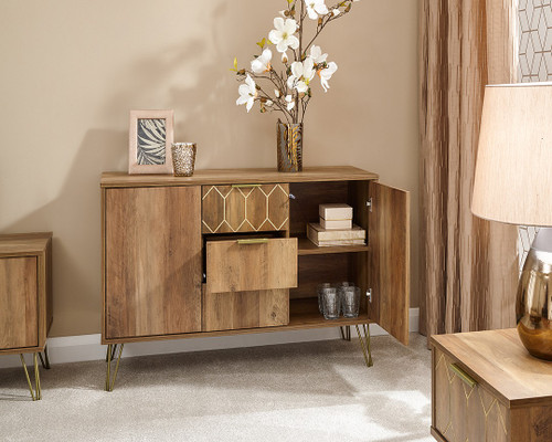 Orleans 2 Door 3 Drawer Sideboard
