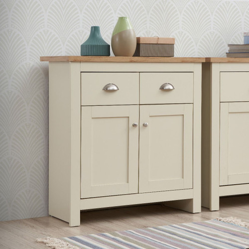 Lisbon 2 Door 2 Drawer Sideboard