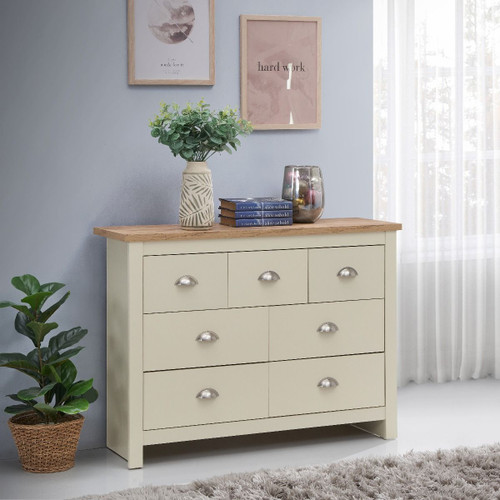 Lisbon 7 Drawer Chest
