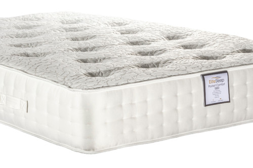 Elite Sleep Pocket Comfort 1000 Mattress