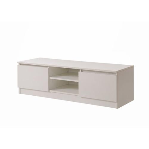 Essentials White TV Cabinet