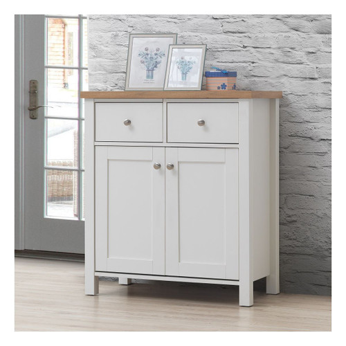 Astbury Compact Sideboard 2 Doors & 2 Drawers